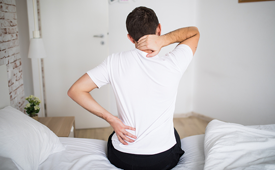 Back Pain And How Medicated Ma..